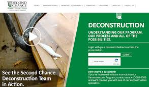 second chance inc retrain reclaim renew