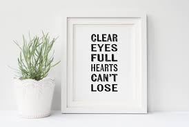 clear hearts can t lose friday lights