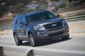 Ford Explorer Build - 2016 ford explorer pricing revealed in build your own 2016 ford
