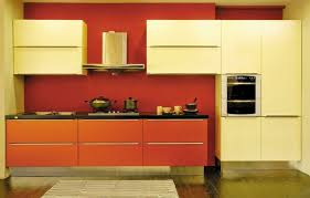 Orange Kitchens Ideas Kitchen Wall Color Select 70 Ideas How You A Homely Kitchen