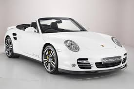 porsche white 911 used 2010 porsche 911 turbo 997 turbo s pdk for sale in london