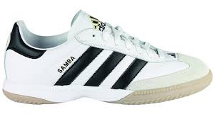 white samba adidas samba millenium men indoor play shoes white footwear