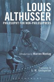 philosophy for non philosophers ebook by louis althusser