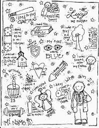 ten commandments coloring