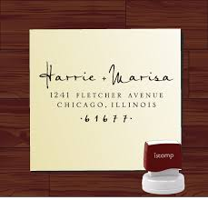 custom return address stamp self inking style 9013b