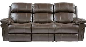 3 Seater Leather Recliner Sofa Brown Leather Recliner Sofas Brown Reclining Sofa Leather Faux