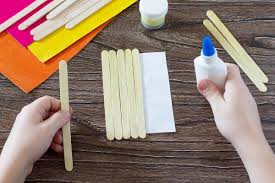 easy easter crafts for kids how to turn craft sticks into an