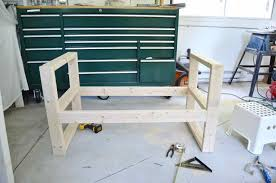 outdoor bench 2x4 and more with remodelaholic at