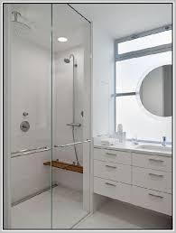 Fold Down Shower Bench Teak Shower Seat Home Design Ideas