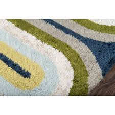 Beach Style Area Rugs Wave Area Rug Roselawnlutheran