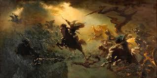 teen wolf u0027 mythology of the ghost riders