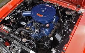 1965 mustang 289 horsepower 1965 mustang fastback engine options