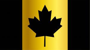 canada flag flag of canada black icons creative market
