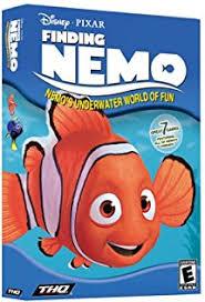 amazon finding nemo nemo u0027s underwater fun pc mac