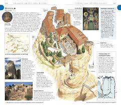 Meteora Greece Map by Dk Eyewitness Travel Guide Greece Athens U0026 The Mainland Marc