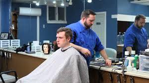 before and after thinning mens haircut men s haircuts thinning shears vs a razor hair styling