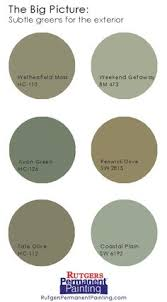 interior color palettes for arts u0026 crafts homes bungalow paint