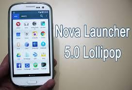 theme nova launcher android nova launcher 5 0 lollipop material design theme white app drawer