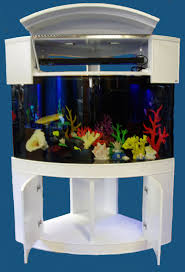 moon view corner aquariums