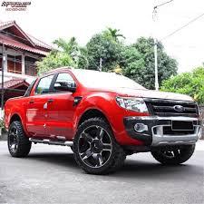 Ford Ranger Truck Rims - ford ranger wildtrak xd series xd811 rockstar 2 wheels black