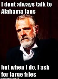 On My Own Memes - the best alabama memes heading into the 2015 season