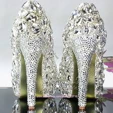 wedding shoes jeweled heels wedding shoe wedge heel picture more detailed picture about
