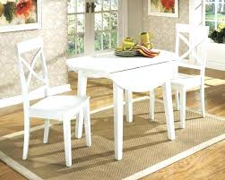 round drop leaf table and 4 chairs drop leaf dining table set small drop leaf kitchen table dining