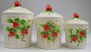 Ceramic Canisters Sets For The Kitchen White Java Kitchen Cabinets Countertops Appliances 8995 Kitchen