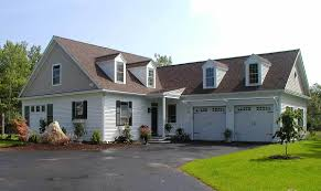 Symmetrical House Plans Cape Cod House Plans Architectural Designs
