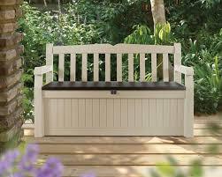 Build A Storage Bench How To Build A Deck Storage Bench Ebay