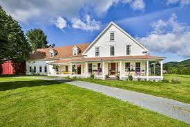 new houses being built with classic new england style classic new england farmhouse on nearly 7 acres circa old houses