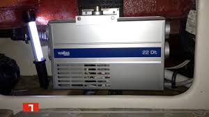 crownline 250 cr with wallas 22dt diesel heater youtube