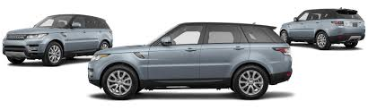 silver range rover 2016 2016 land rover range rover sport awd supercharged 4dr suv