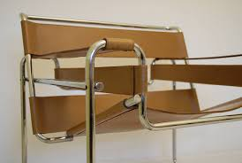 fabulous wassily arm chair designed by marcel breuer knoll