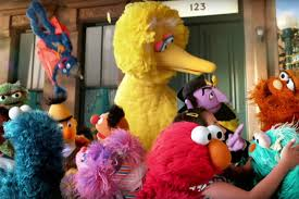 party city halloween commercials it u0027s easy to be grouchy about hbo u0027s new sesame street the verge