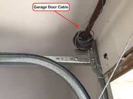 Garage Door Torsion Spring Winding Bars by How To Replace Garage Door Cables Garage Door Repair Info For All