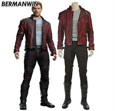 lord costume bermanwin high quality guardians of the galaxy 2 quill