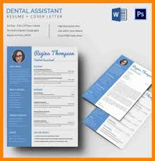 Dental Assistant Resume Template 10 Microsoft Excel Resume Templates New Hope Stream Wood