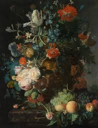 Win With Flower by File Jan Van Huysum Stilleven Met Bloemen En Vruchten Google