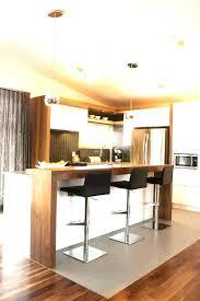ilot central cuisine bois cuisine ikea blanche et bois alaqssa info