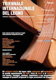 %name Al via la Triennale Internazionale del Legno del Trentino