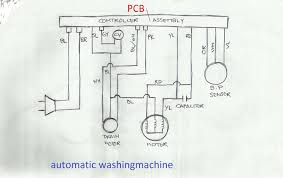 wiring diagram for washing machine wiring diagrams
