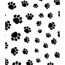 paw print tissue paper retail tissue paper black white tissue paper with puppy paws