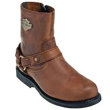 comfortable motorcycle riding boots harley davidson boots men s brown 95263 harness motorcycle boots