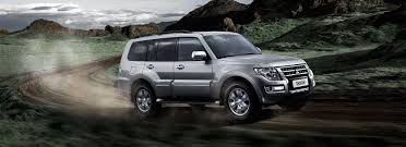 mitsubishi outlander off road shogun off road 4x4 workhorse mitsubishi motors in the uk