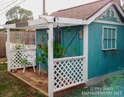 Backyard House Shed by Best 25 Backyard Sheds Ideas On Pinterest Backyard Storage