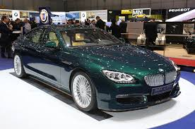 2015 bmw alpina b6 xdrive gran coupe 2015 bmw alpina b6 xdrive gran coupe revealed automobile magazine