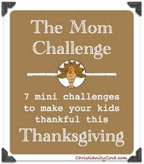 7 mini challenges to make your thankful this thanksgiving