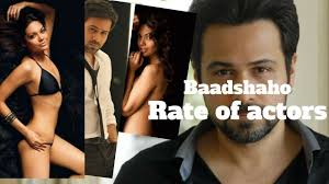 baadshaho 2017 film budget and price of actors 2017 movies