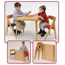 Folding Childrens Table And Chairs Folding Table For Playroom School Room For The